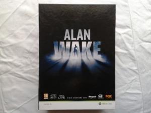 Alan Wake version collector sur 360