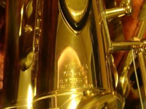 saxophone yamaha yas-62II alto