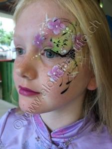 maquillage pour anniversaire d