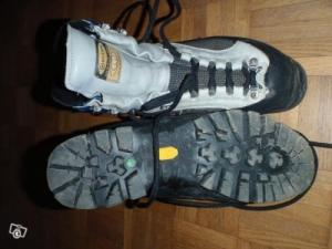 chaussures montagne Scarpa Freney 43