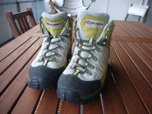 Chaussure de marche Gore-Tex Scarpa