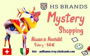 Mystery Shopping in Neuchâtel