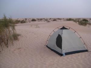 Ballade au désert