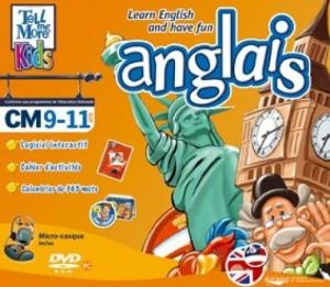 Tell Me More Kids Anglais (10-11 ans)