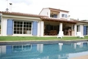 Golf Costa Brava, Maison nouvelle