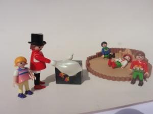 Playmobil - Ensemble Magicien