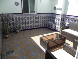 Loue maison avec patio en Andalousie