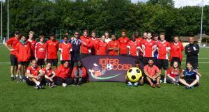 InterSoccer recherche des Entraîneurs de Football