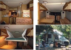 URGENT à vendre camping car pilote R610