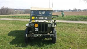 Jeep Hotchkiss M 201