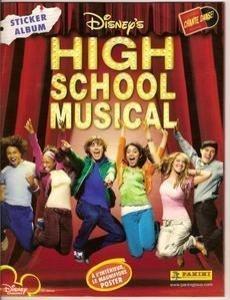 Panini Cartes High School Musical