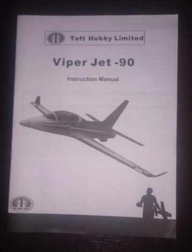 Viper sport jet taft hobby comme neuf