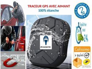Traceur GPS avec application SmartPhone (Pro)