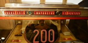 jukebox Wurlitzer 2150