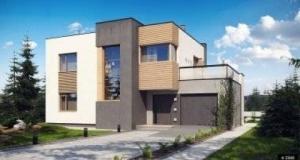 Villa à Construire, à St Léonard