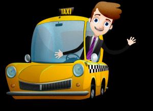 Le conducteur de taxi