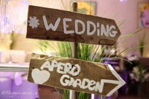 mariage wedding planner décoration