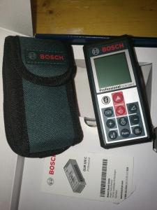 Telemetre laser Bosch GLM 100 C professional