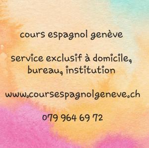 cours espagnol geneve 0799646972, spanish course geneva