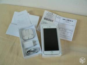 Iphone 6 + Accessoires Neufs + Coque BUM