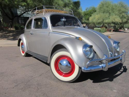1960 Volkswagen Beetle-Coccinelle Classic