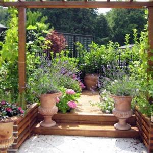 Réalise, entretien balcons, terrasses
