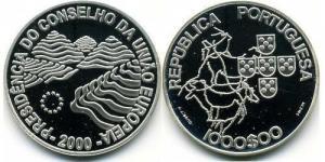 1000 Escudos - União Europeia