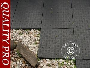Kunststoffboden PRO 60 m² , Anthrazit