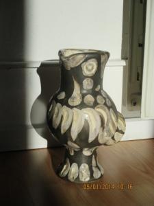Vase de Picasso pièce rare