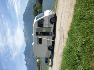 Camping Car Fiat de 1996 Mirage