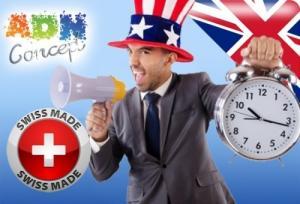 Cours d'anglais pour rattraper le temps !