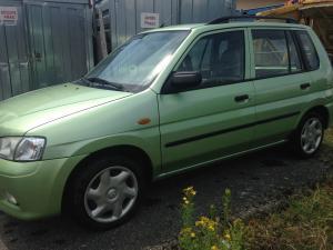 A vendre Mazda Demio