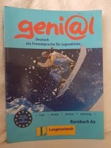 Genial Kursbuch & Arbeitsbuch A2